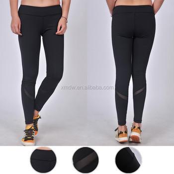 Black Full Tight Yoga Pants - Buy Tight Yoga Pants,Black Tight ...