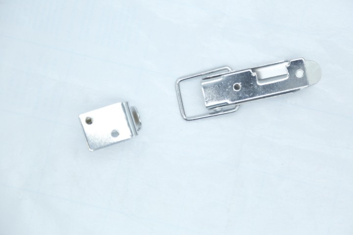 5 x SNAP Crochet ressort de verrouillage Clips M11 zinc plaqué acierOne Stop carabine