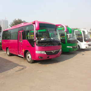 Brand New Mini Bus 30 Seater Jamaica Coaster Bus for Sale
