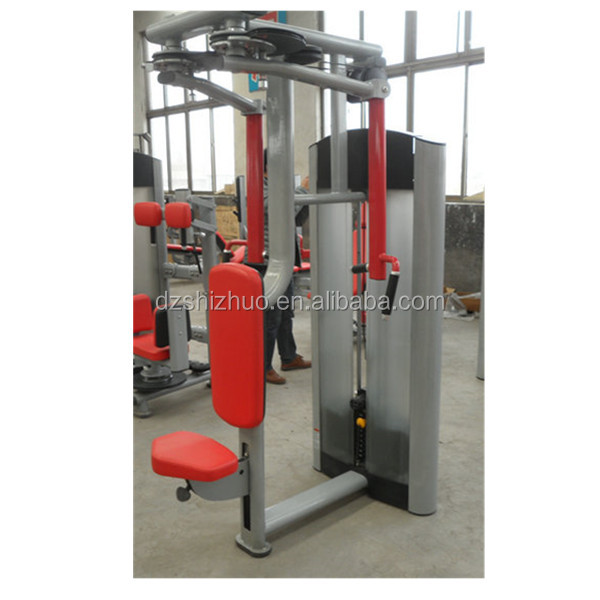 China product the king of quantity heavy duty strength training machine Pectoral Fly/Rear Delt