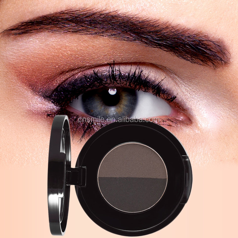 Customized private label brow makeup your own eyebrow powder