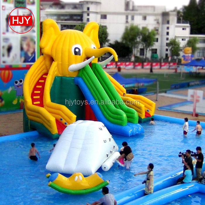 Inflatable Big Pool Water Slide Wholesale Suppliers