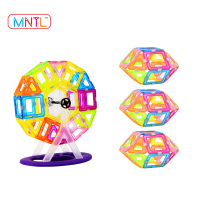 magic magnetic kids educational building toy for game play