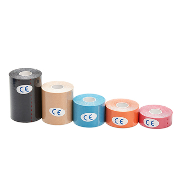 New beautiful design special shape I and Y shape precut Multi  colors sports tape/ Medical printed kinesiology tape