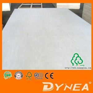 Two times hot pressed melamine/Phenolic plywood factory in malaysia