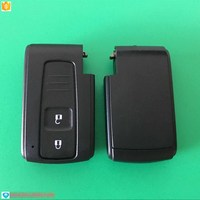 key shell remote car key for Toyot 2 button smart card