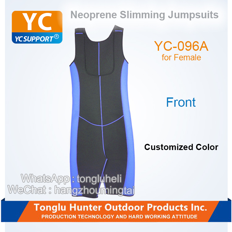 2017 Custom GYM shapewear Neoprene women weight loss body shaper