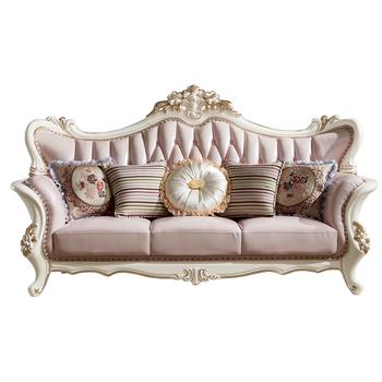 Luxury French Style Sofa Fancy