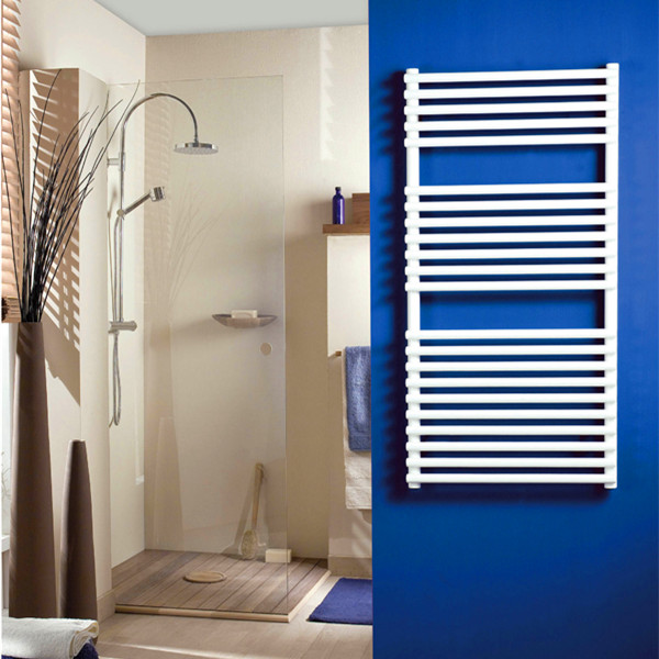 stainless steel 1800w wall mounted electric towel heating rail