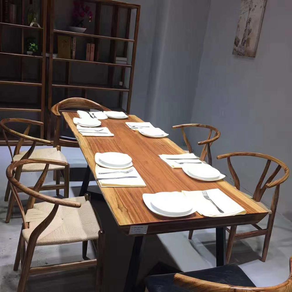 Solid Wood, Big Board Table