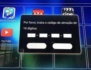 Subscription renew code for htv htv3 HTV5 htv6 tigre iptv5 A2 Brazilian  Portuguese tv box