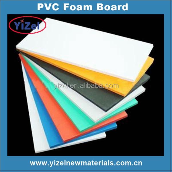 Mehrfarben Wasserdicht Pvc Schaum Bord Plastikscheibe