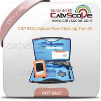 CSP-8230 Optical Fiber Cleaning Tool Kit