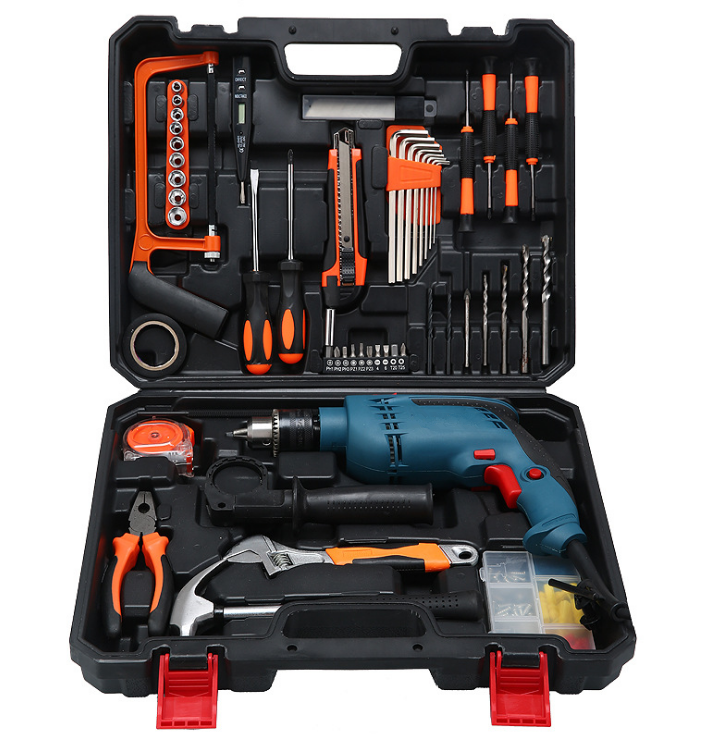Professinal 10 years supply Plastic craft case Power tool <strong>set</strong>