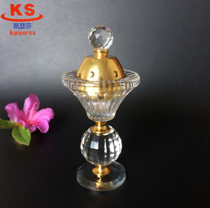 mini cheap crystal mubkhar incense burners