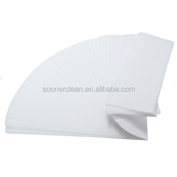 Hair Removal Nonwoven Waxing Paper for Spa Beauty