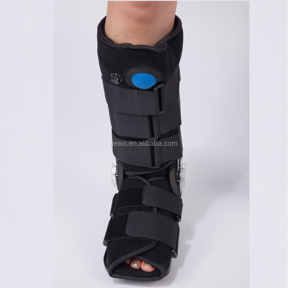 2016 New products Medical air walker cast Orthopedic Foot Ankle brace boot