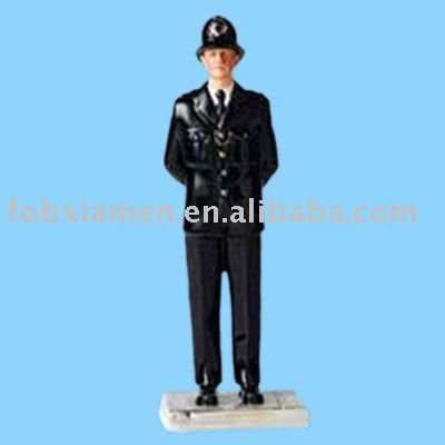 Popular Product Police Bobble Head Craft