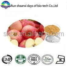 100% Natural Apple Root Bark Extract / Apple Peel Extract Powder