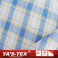 Online Shopping Polyester Coated Stretch Fabric Woven Outdoor Cation Fabric For Garment