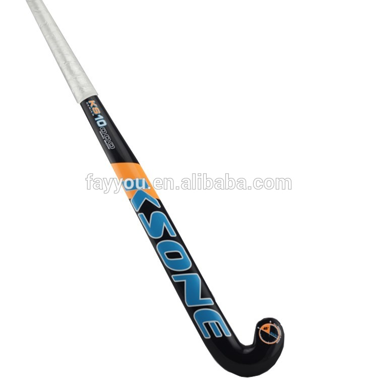 Extra Late Bow Composite Field Hockey Stick Carbon Field Hockey Stick