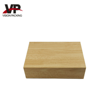Wood color sunglasses packaging boxes with cardboard