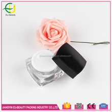 20g plastic as for cosmetic packaging color cream jar