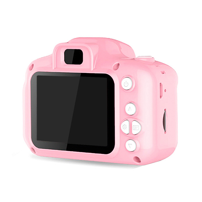 Kids Camera Mini Cheap Kids Digital Camera Taking Pictures Gifts For Boy Girl Birthday Language Switching Timed Shooting