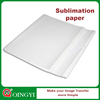 sublimation heat transfer digital print paper for roll and sheet