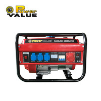 Cheap price swiss kraft sk 8500w professional gasoline power generator
