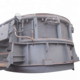 Supply used industrial steelmaking electric arc furnace