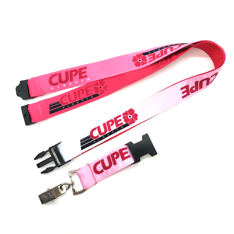 12 year Experience Cheap Customized Lanyard with national style logo