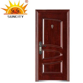 Sun City temporary door for apartment steel door for apartment SC-S062  sc 1 st  Alibaba : temporary door - pezcame.com