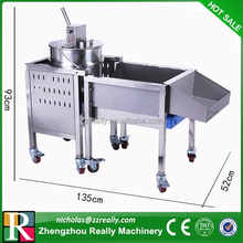 Industrial popcorn maker/popper, high capacity automatic commercial hot air popcorn maker machine