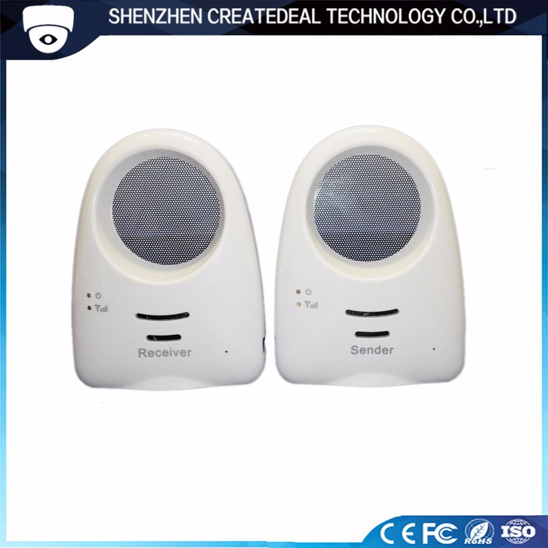 2.4G Wireless Two-Way Speaker Baby Cry Care Detector Monitor Baby Phone with Night Light-S100