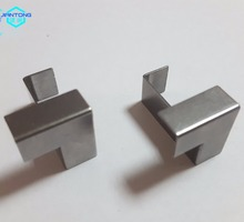 Custom retaining metal stainless steel spring clip according to your drawings