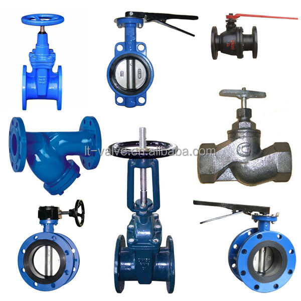 qualified standard fire protection gate valve DI/CI Tianjin supply