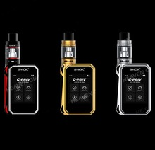 "2.4"" super touch Shatter-resistant screen 5ml 220W SMOK G-PRIV 220"