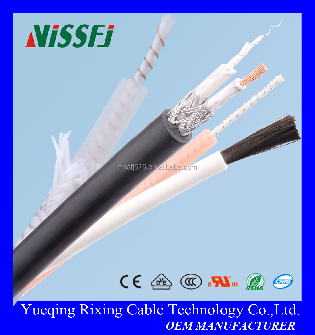 FLOOR HEATING SYSTEM use heating cable OEM EXCELLENT QUALITY SUPPLY YOU SAFE AND WARM ENVIRONMENT