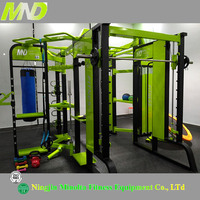 MND Fitness Multi Station Synergy E360 Super Crossfit Gym Commercial Equipment