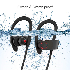 2019 best selling amazon sport wireless Bluetooths earphone headphone with mic