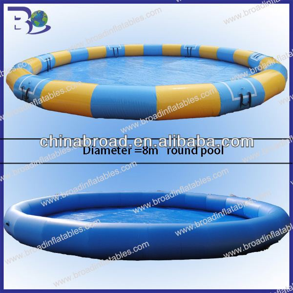 Durable PVC inflatable swimming pool,inflatable pool,inflatable pool for kids to play/swim