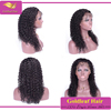 100%Natural hairpieces adjustable strap Unprocessed human hair wigs for black women