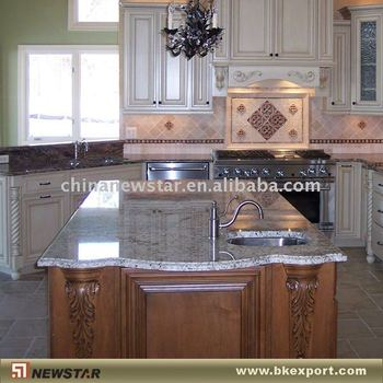 the projiect of granite kitchen island table top buy the