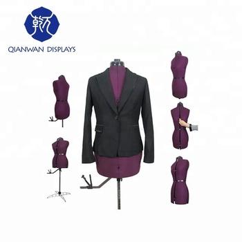 plus size lingerie tailor mannequin,dressmaker mannequin,adjustable  mannequin professional dress forms, View dressmaker mannequin, QIANWAN  Product ...