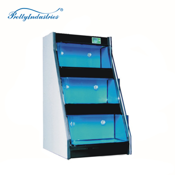 HYG-1100-B aquarium toon rack met chiller
