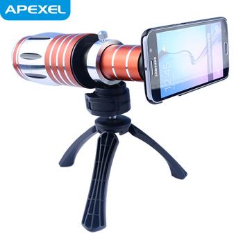 0f5c752cddbe48 KHAMA BBYS-618 6~18X Zoom Microscope Lens w/ TrIpod for Iphone 5