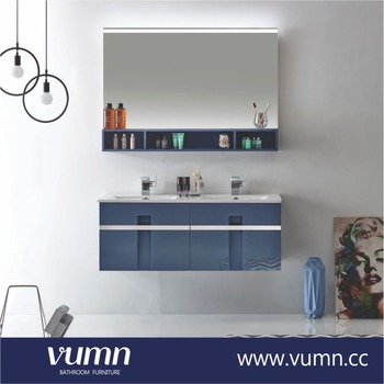 Vumn Factory Direct Bathroom Vanities Modern With Led Mirror Buy - Factory direct bathroom cabinets