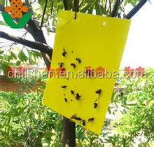 top sale disposable hanging outdoor plastic fly,mosquito,insects glue trap