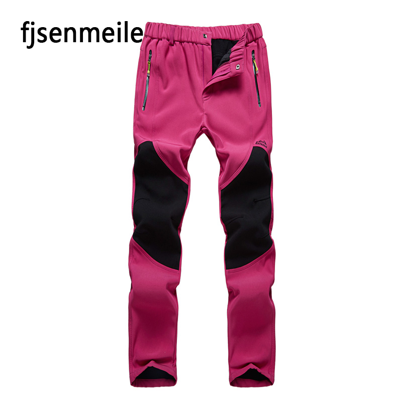 The Latest Fashion Waterproof Pants Outdoor Woodland Pants Autumn Winter Track Pants